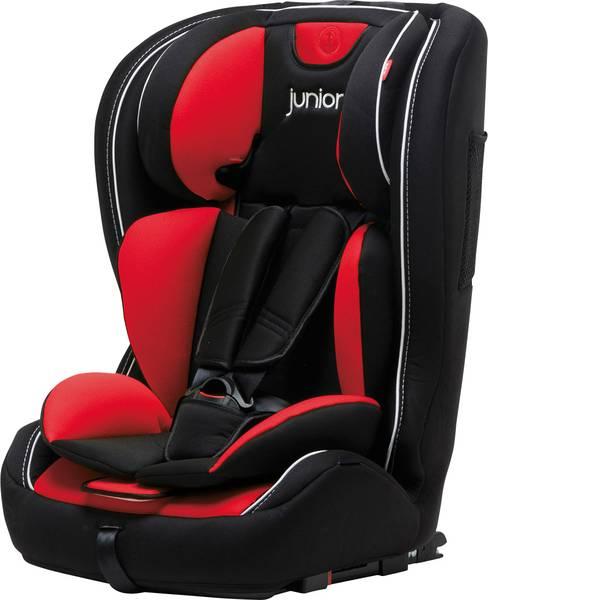 Seggiolini - Seggiolino per bambini Gruppo (seggiolini per bambini) 1, 2, 3 Premium Plus 801 HDPE ECE R44/04 Rosso Petex -