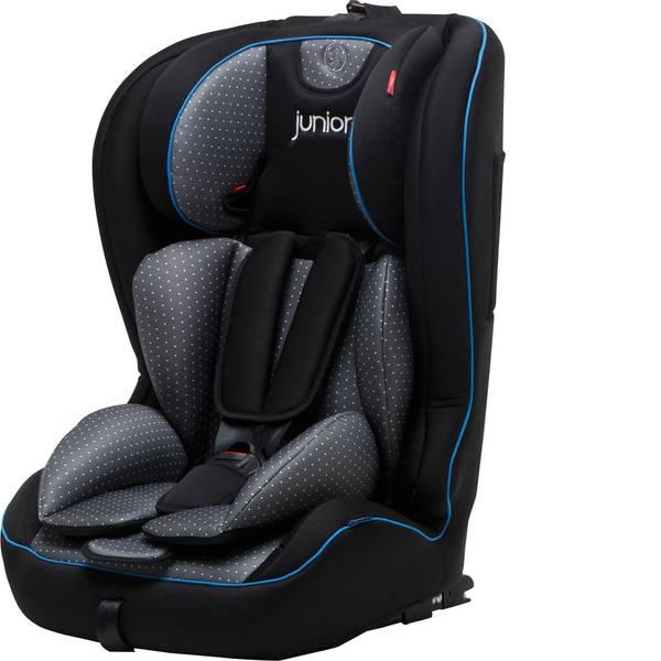 Seggiolini - Seggiolino per bambini Gruppo (seggiolini per bambini) 1, 2, 3 Premium Plus 803 HDPE ECE R44/04 Grigio Petex -