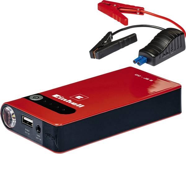 Jump Starter - Sistema di accensione rapido Einhell CC-JS 8 1091510 Corrente davviamento ausiliaria (12 V)=200 A -