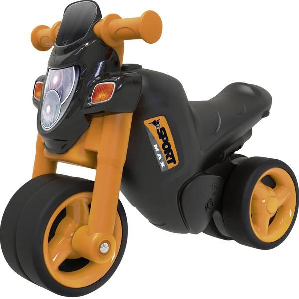Auto a spinta - Veicolo a spinta per bambini Big Sport-Bike Nero -