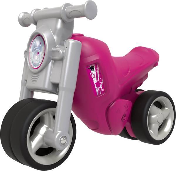 Auto a spinta - BIG Girlie-Bike grigio/rosa -