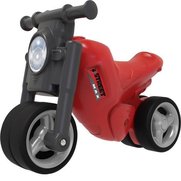 Auto a spinta - BIG Street bike nero/rosso -