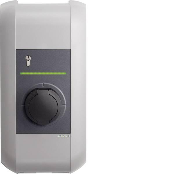 Stazioni di ricarica per auto elettriche - KEBA KeContact P30 Stazione di carica per eMobility Tipo 2 Modo 3 32 A 22 kW Interruttore a chiave -