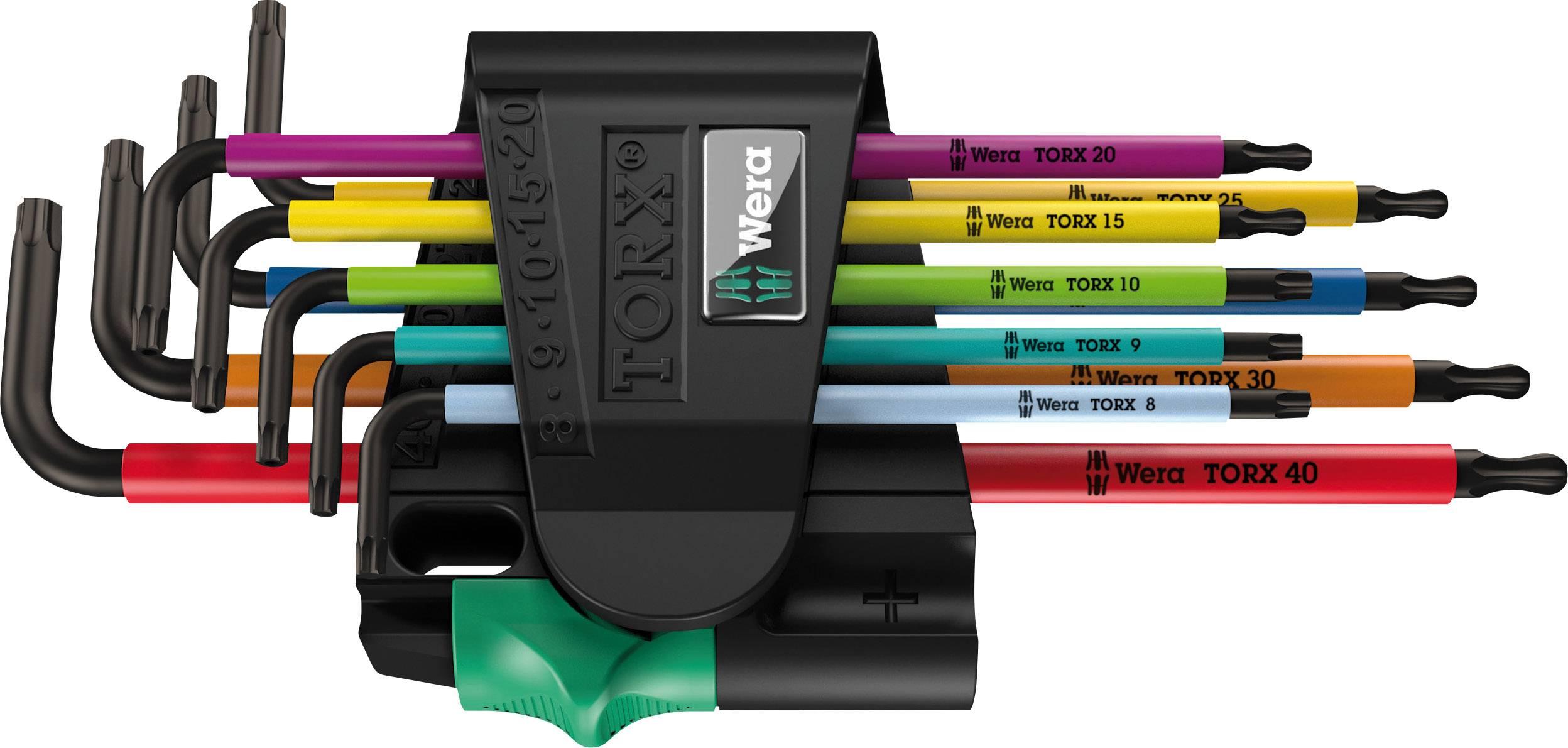 Wera 967 SPKL/9 Multicolour TO