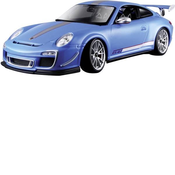 Modellini statici di auto e moto - Bburago Porsche GTS RS 4.0 1:18 Automodello -
