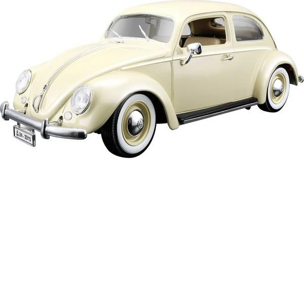 Modellini statici di auto e moto - Bburago VW Käfer 1955 1:18 Automodello -