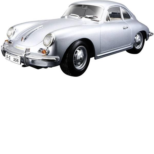 Modellini statici di auto e moto - Bburago Porsche 356B Coupe 1961 1:18 Automodello -