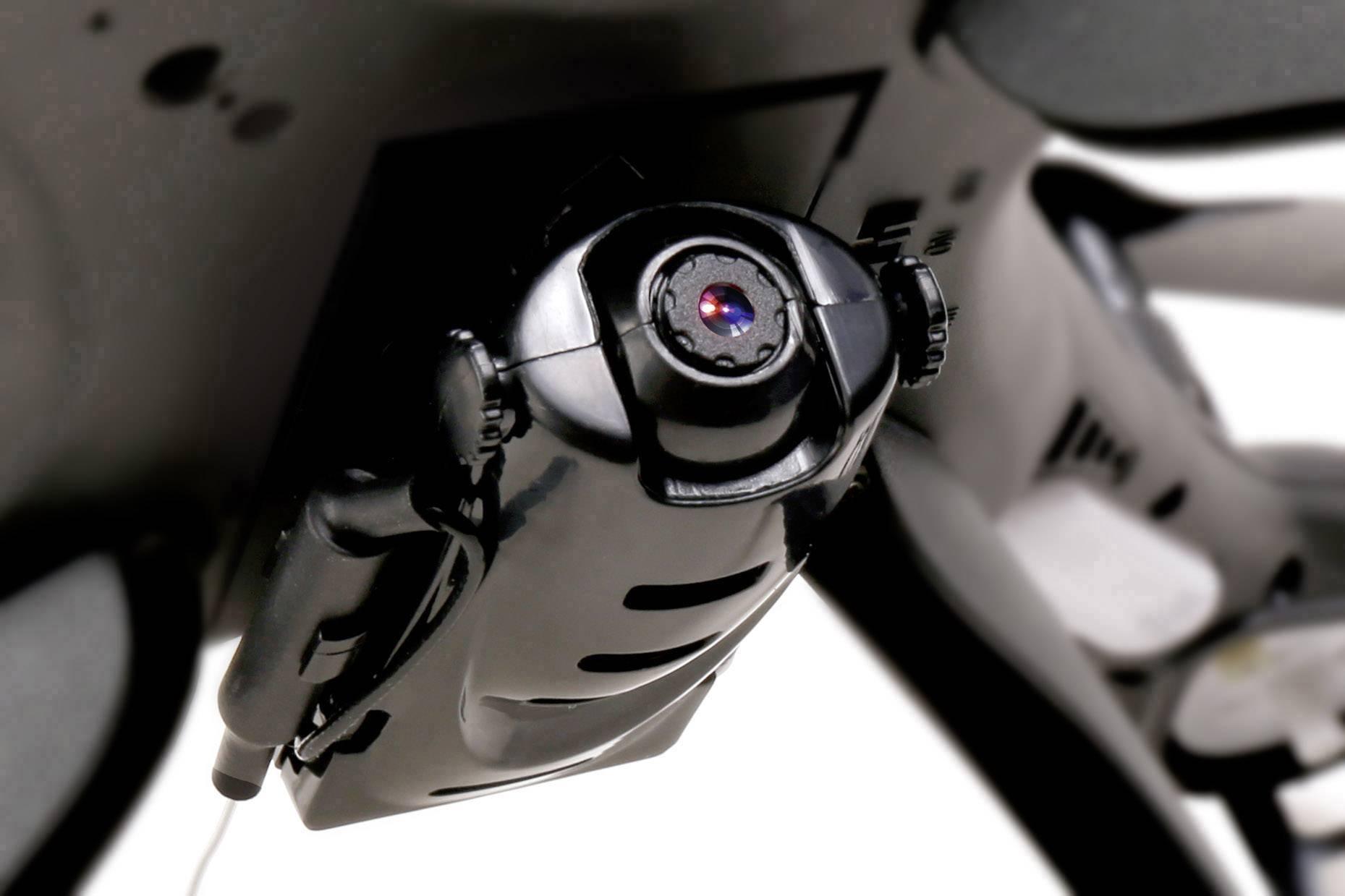 Camera per drone Reely Adatto per: Reely Blackster R6 FPV WiFi