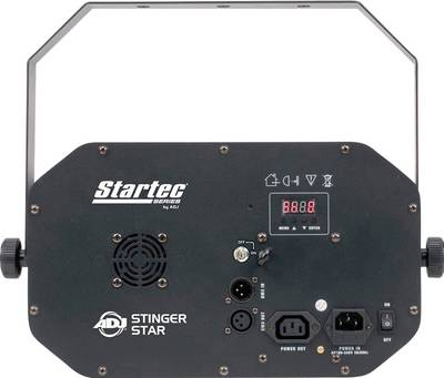 Faretto LED disco ADJ Stinger Star Numero di LED:14 x