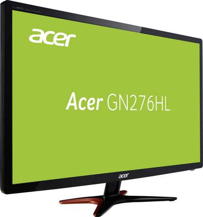 Acer GN276HLbid Monitor LED 68.6 cm (27 pollici) Classe energetica B 1920 x 1080 Pixel Full HD HDMI ™, DisplayPort, DVI