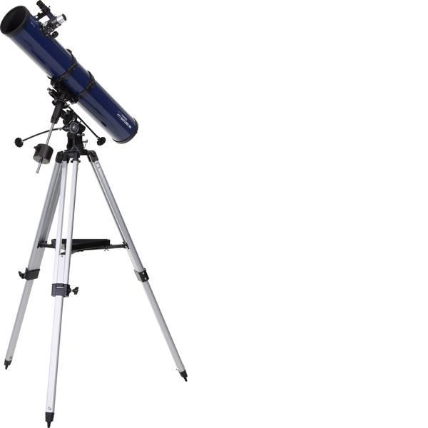 Telescopi - Danubia SATURN 50 Telescopio a specchi Equatoriale Newton, Ingrandimento 45 fino a 450 x -