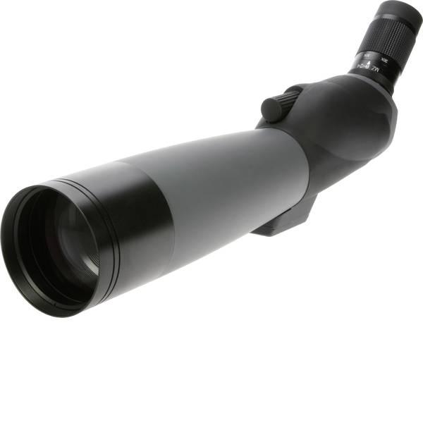 Cannocchiali - Cannocchiale digitale Danubia Rain Forest 20-60 x 80A 20- 60 x 80 mm Nero/grigio -