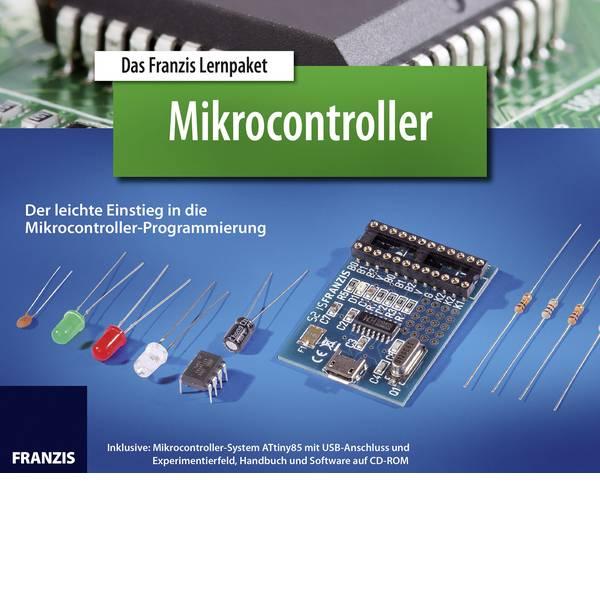 Kit esperimenti e pacchetti di apprendimento - Pacchetto di apprendimento Franzis Verlag Mikrocontroller 65314 da 14 anni -