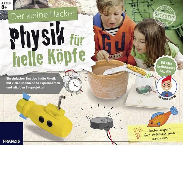 Kit esperimenti e pacchetti di apprendimento - Pacchetto di apprendimento Franzis Verlag Physik für helle Köpfe 65337 da 8 anni -