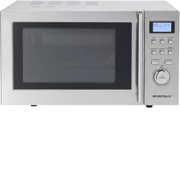 Forni a microonde - Basetech D90D25 Forno a microonde 900 W Funzione grill, Funzione aria calda, Funzione timer -
