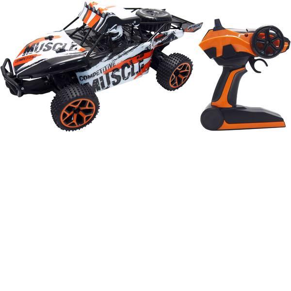 Auto telecomandate - Amewi 22220 Extreme D5 1:18 Automodello per principianti Elettrica Buggy 4WD incl. Batteria, caricatore e batterie  -