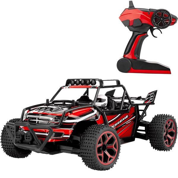 Auto telecomandate - Amewi 22212 X-Knight 1:18 Automodello per principianti Elettrica Buggy 4WD incl. Batteria, caricatore e batterie  -