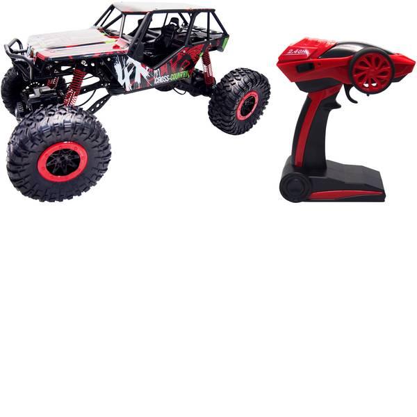 Auto telecomandate - Amewi 22216 Crazy Crawler 1:10 Automodello per principianti Elettrica Crawler 4WD incl. Batteria, caricatore e batterie  -