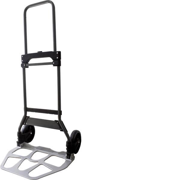 Carrelli per sacchi - pro-bau-tec® 10004 Carrellino pieghevole Acciaio verniciato a polvere Capacità di carico (max.): 100 kg -