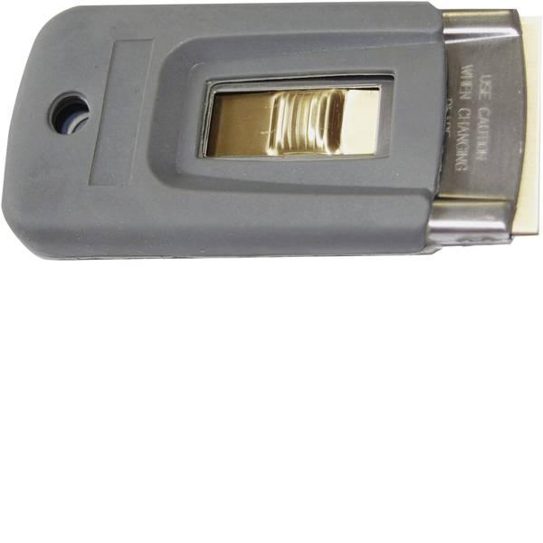 Pulizia della cucina e accessori - Raschietto di sicurezza LEWI 4 cm - gommato incl. lama -