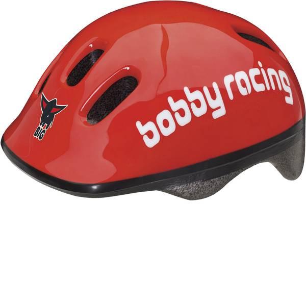 Caschi da bicicletta - Caschetto per bambini;BigBobby-Racing-per caschi Rosso;circonferenza cranica=48-54 cm -