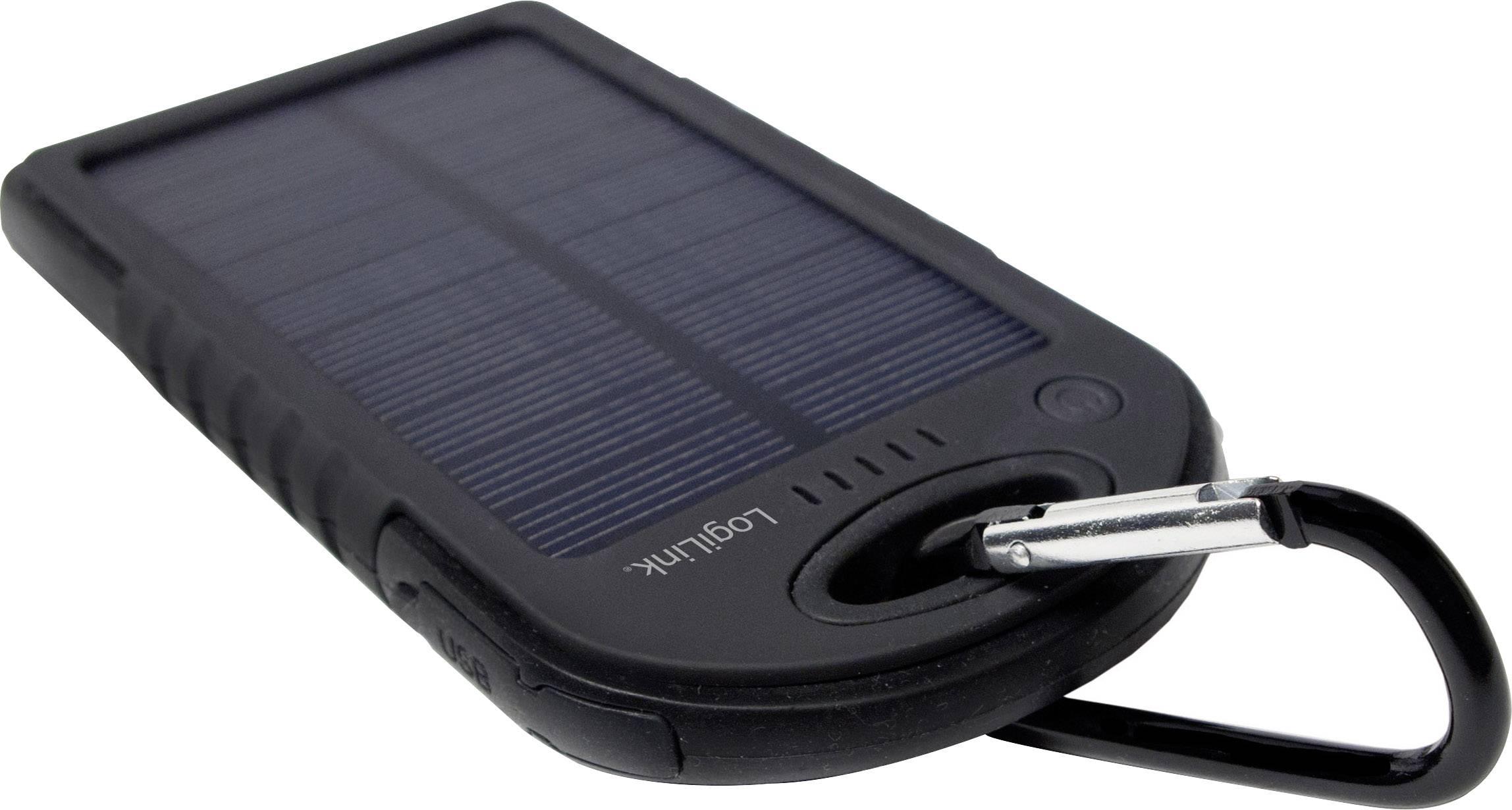 LogiLink Solar 5000 PA0132 Caricato