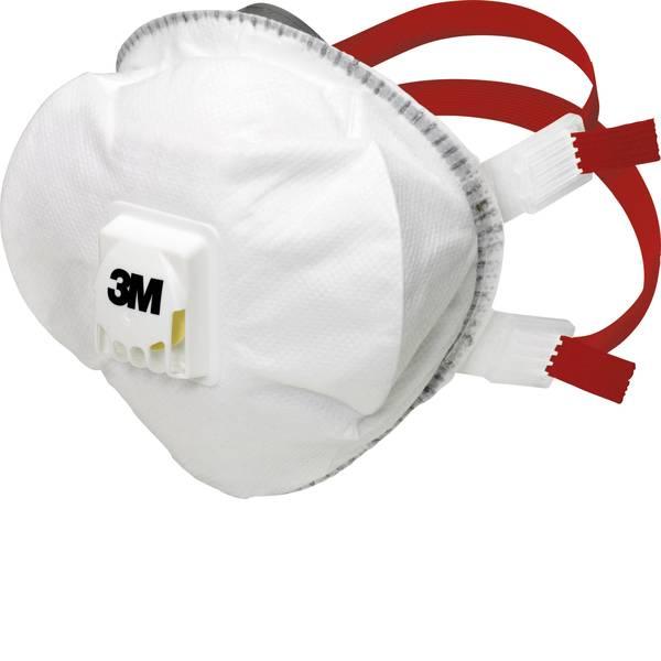 Maschere per polveri fini - Mascherina antipolvere con valvola FFP3 3M 8835+ 7100081542 5 pz. -