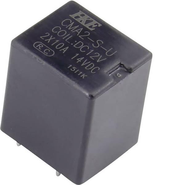 Relè auto - HKE CMA2-S-DC12V-U Relè per auto 12 V/DC 10 A 2 NA -