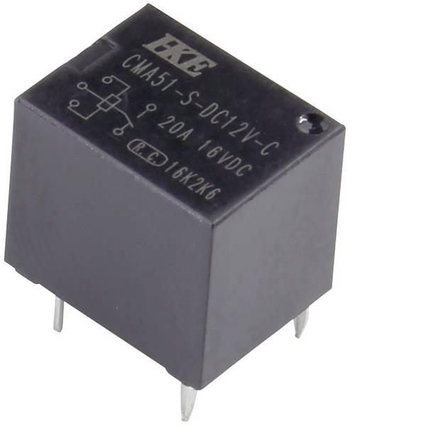 Relè auto - HKE CMA51-S-DC12V-C Relè per auto 12 V/DC 35 A 1 scambio -