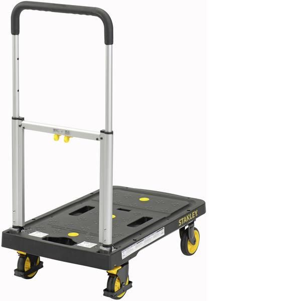 Carrelli con pianale - Carrello con pianale pieghevole Alluminio Capacità di carico (max.): 135 kg Stanley by Black & Decker SXWTD-PC506 -