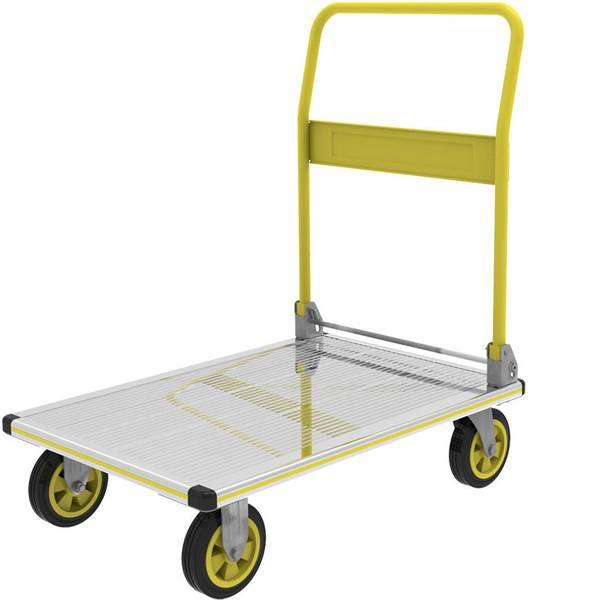 Carrelli con pianale - Carrello con pianale pieghevole Alluminio Capacità di carico (max.): 250 kg Stanley by Black & Decker SXWTI-PC511 -