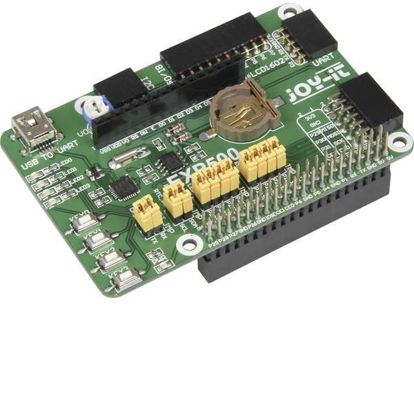 Shield Arduino e HAT Pi - Scheda di espansione Raspberry Pi® verde RB-EXP500 Raspberry Pi® 2 B, Raspberry Pi® 3 B, Raspberry Pi® B+ -