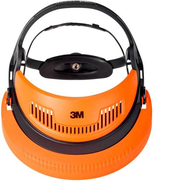 Schermi per la protezione del viso - 3M G500-OR 7000104156 Supporto da testa Arancione -