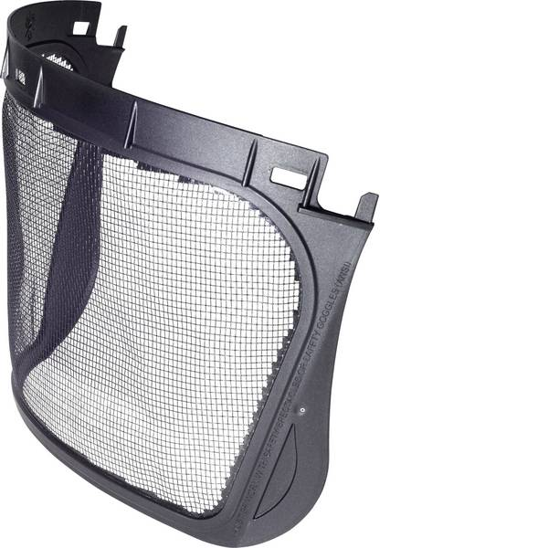 Schermi per la protezione del viso - 3M 5B 7000103791 Visiera a rete Nero -