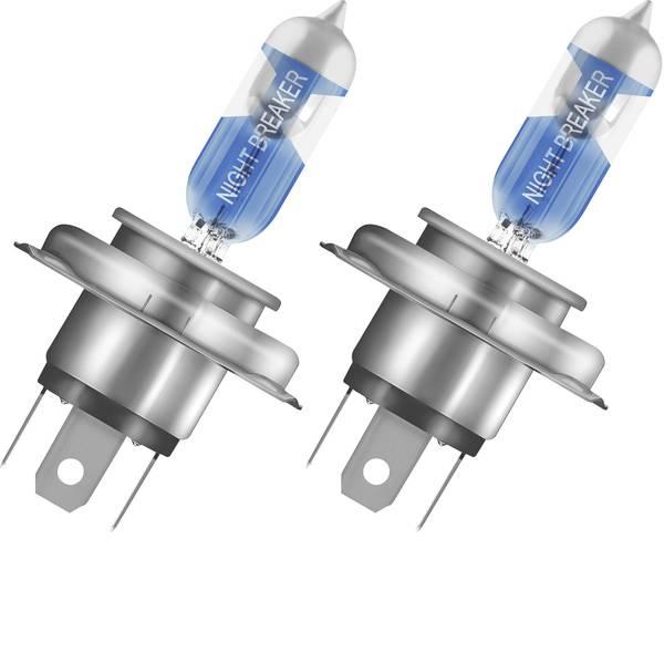 Lampadine per auto e camion - Osram Auto Lampadina alogena Night Breaker Laser H4 60/55 W -