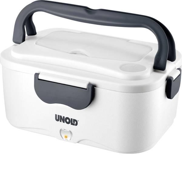 Elettrodomestici e altri utensili da cucina - Scaldavivande elettrico Unold 58850 Bianco, Grigio -