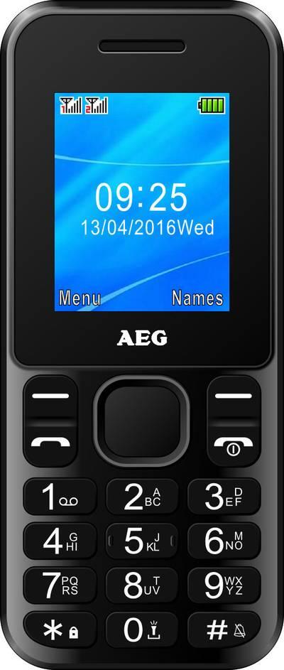 Cellulare AEG M1220 Nero