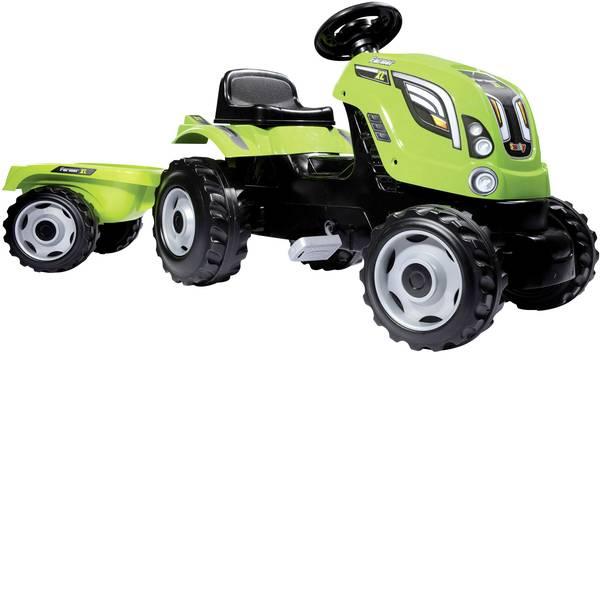 Veicoli a pedali - Smoby trattore farmer XL verde -