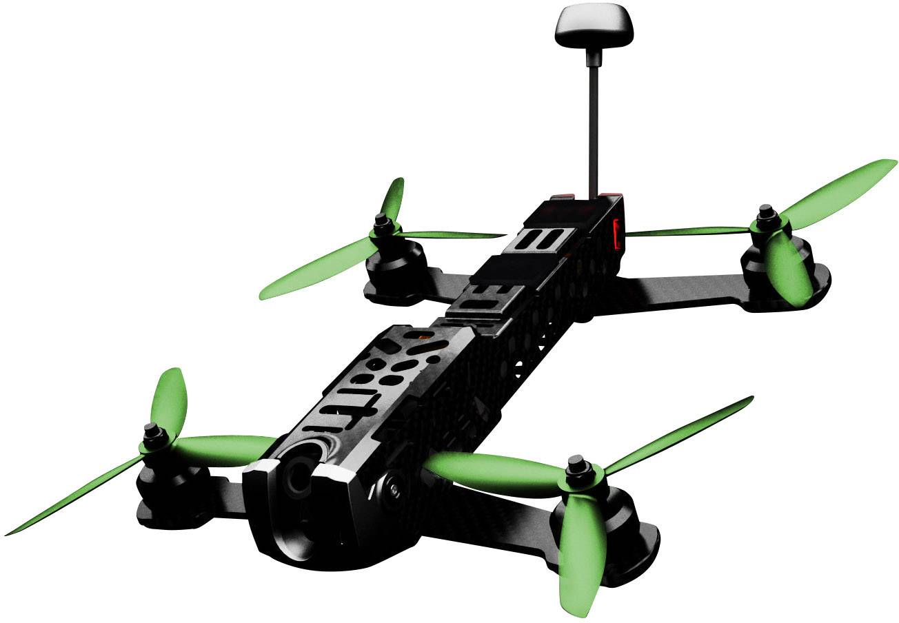 Drone da corsa Team Black Shee