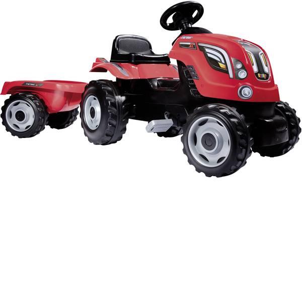 Veicoli a pedali - SMOBY trattore farmer XL rosso -