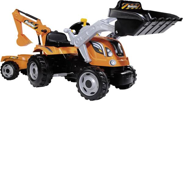 Veicoli a pedali - Smoby trattore Builder max. -