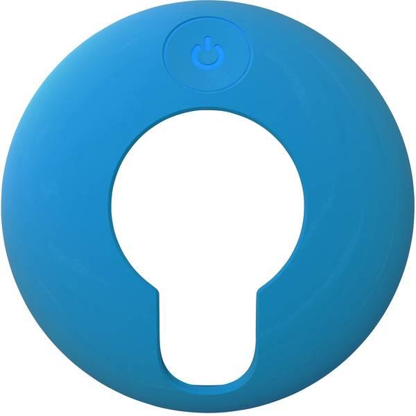 Custodie per navigatori - Cover in silicone per navigatore TomTom Vio Blu -