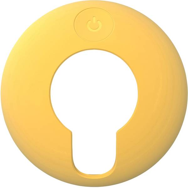 Custodie per navigatori - Cover in silicone per navigatore TomTom Vio Giallo -