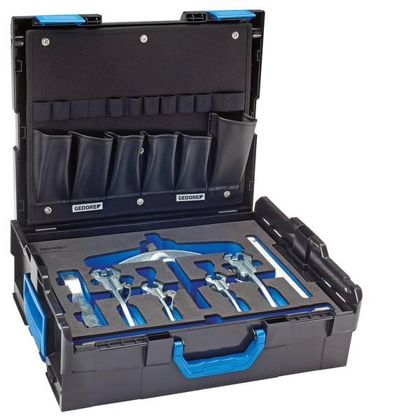 Estrattori - 1100-1.04/12A - GEDORE - assort. di estrattori per interni/esterni in L-BOXX 136 Gedore 2927241 -