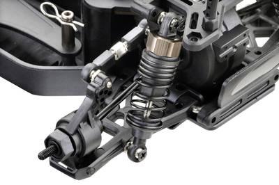 Absima ATC 2.4 Brushed 1:10 Automodello Elettrica Auto stradale 4WD RtR 2,4 GHz