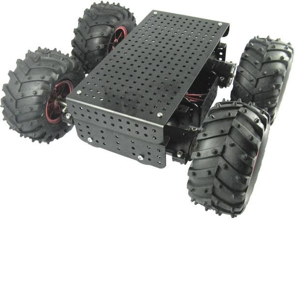 Kit accessori per robot - Arexx Kit ruote per robot Allrad Gelände Roboterplattform -