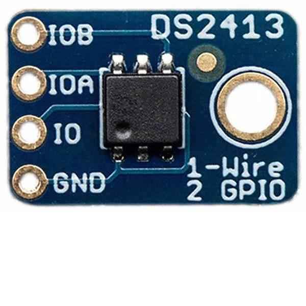 Moduli e schede Breakout per schede di sviluppo - Adafruit Scheda di espansione DS2413 1-Wire Two GPIO Controller Breakout -