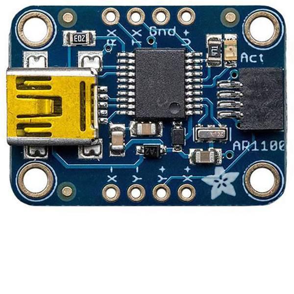 Moduli e schede Breakout per schede di sviluppo - Adafruit Scheda di espansione Resistive Touch Screen to USB Mouse Controller - AR1100 mTouch™ -