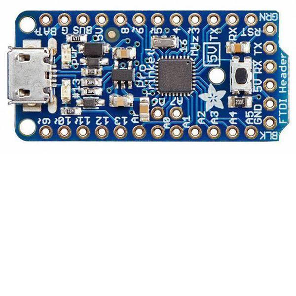 Kit e schede microcontroller MCU - Adafruit Scheda di sviluppo Adafruit Pro Trinket - 5V 16MHz AVR® ATmega ATMega328 -