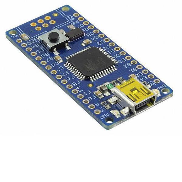 Moduli e schede Breakout per schede di sviluppo - Adafruit Scheda di sviluppo Atmega32u4 Breakout Board AVR® ATmega ATMega32 -